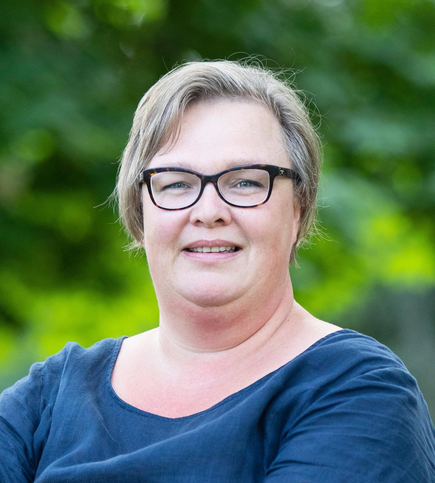 Linjeledare NYALinjen Eva Ekström-Andersen